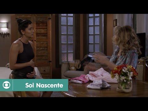 Sol Nascente: capítulo 154 da novela, sábado, 25 de fevereiro, na Globo