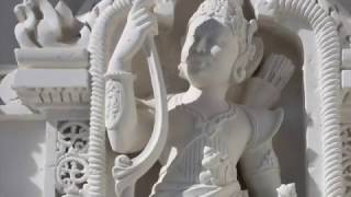 Индуистский храм Шри Сваминараян Мандир в Торонто