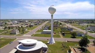 water tower-city of greensburg, ks-chroma blade