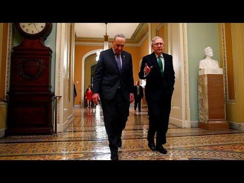 Διακομματική συμφωνία στη Γερουσία επί του προϋπολογισμού