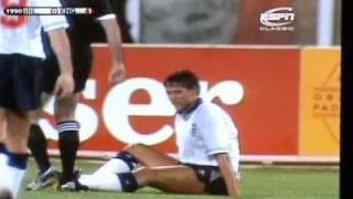 WM 1990: Gary Linekers unerbittlicher Stuhlgang