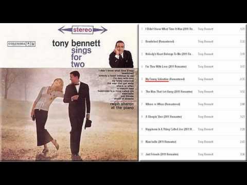Tekst piosenki Tony Bennett - My Funny Valentine po polsku