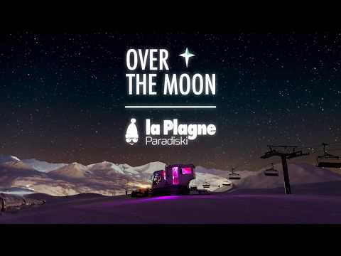 """""""OVER THE MOON"""" snow groomer – A world exclusive"""