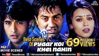 Video Best Scenes Of Pyaar Koi Khel Nahin | Sunny Deol Movies | Best Bollywood Action Scenes MP3, 3GP, MP4, WEBM, AVI, FLV Januari 2019