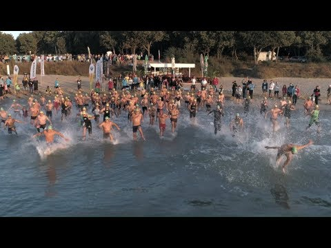 Lion Heart Ultra 2017 - Triathlon Race Video Chichovite Konye
