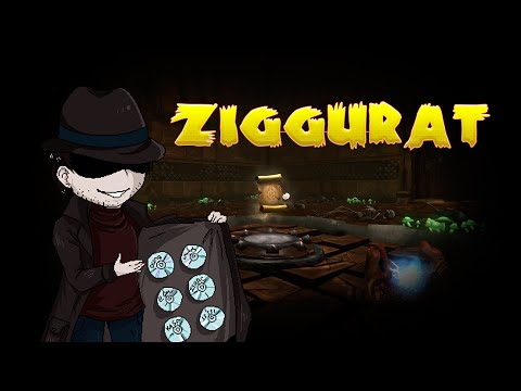 Roguelike-мания/ Ziggurat