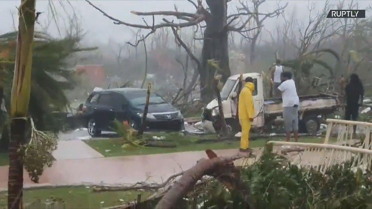 Ο Ντόριαν σαρώνει τις Μπαχάμες – Εκκενώνονται περιοχές στη Φλόριντα