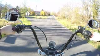 1. 2008 Harley Davidson Sportster 883 test Drive review