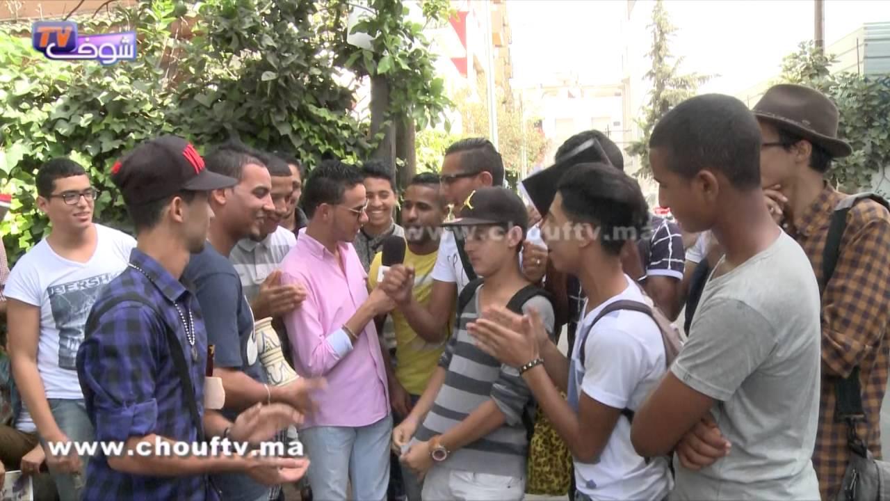 شوف تيفي ناشطة مع المشاركين في البرنامج الكوميدي ستانداب | خارج البلاطو