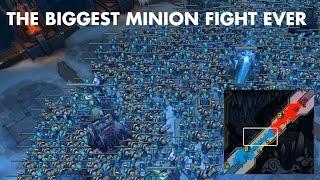 The Biggest Minion Fight EVER!!