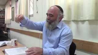 """הרב יצחק בן פזי – פרשת לך לך (ה'תשע""""ה)"""