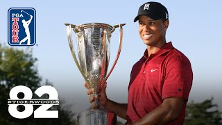 Tiger Woods wins 2009 BMW Championship | Chasing 82 by PGA TOUR