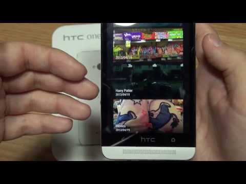HTC ONE Zoe Features *Full Tutorial*