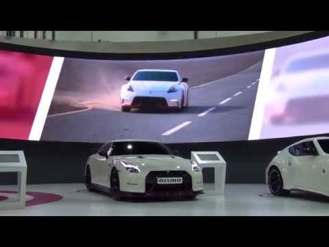Nissan - Dubai International Motor Show 2015