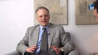 Interview with Alejandro Werner, Western Hemisphere Department Director at the IMF.