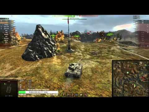 Второе пришествие IsoPanzer'a ~ Tiberian39 [World of Tanks]