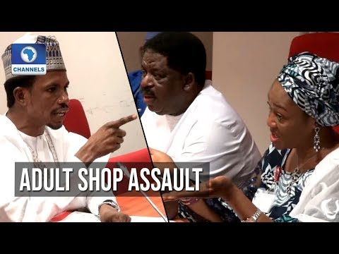 Heated Argument Between Tinubu And Abbo (Full Video)
