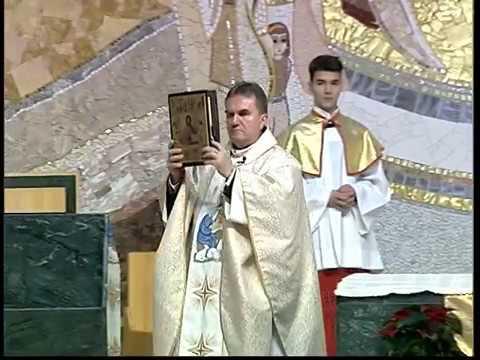 2016-12-25 Vasárnapi szentmise a Gazdagréti Szent Angyalok Plébánián
