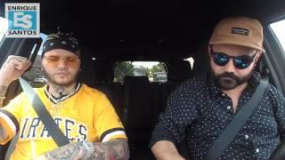 Farruko se montó en el Uber con Enrique Santos #EnriqueUber