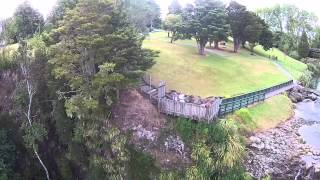 Whangarei New Zealand  city photo : Whangarei falls New Zealand Drone Footage