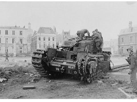 """Mis Videos. """"Una planificación desastrosa. El ataque contra Dieppe (1942)"""""""
