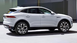 """ALL-NEW E-PACE ReviewTHE ART OF PERFORMANCE""""We are darers, performers and creators. Enemies to everydayers and play-it-safers.We are the heirs to greatness on road and track.We never settle for less than extraordinary; pride-welling, pulse-quickening moments when time stops and the world stares. Every Jaguar is a work of technical artistry; agile and sculptural, inspired and theatrical; a true performer that makes the road its stage.Born of our flair, ingenuity and instinct for seduction, our creations embody our passion for performance and express our reason for being.To excite in every sense.So let our drivers sit spellbound in their front-row seats; as our engines roar out their symphonic score.And let's show the world that true performance isn't just measured in figures, but in the way it makes you feel.These are the moments worth living for, because it's not the number of breaths you take that matters, it's the moments that take your breath away.""""The E-PACE not only looks beautiful but is practical and connected tooThe Jaguar E-PACE is a seriously smart compact SUV. Designed and engineered to be beautiful, fun and clever, it will introduce new fans to the brand. Instantly recognisable as a Jaguar, its undeniable sporting silhouette shrouds an interior that's been detailed to the tiniest degree, meaning the E-PACE not only looks beautiful but is practical and connected too. Everything Jaguar has created with its award-winning range of saloons and sports cars and, of course, its World Car of the Year F-PACE SUV, has benefitted the E-PACE. It's a compact performance SUV featuring an all-wheel-drive system that is packed with technology designed to ensure the joy of driving a Jaguar whatever the conditions.Inside, the E-PACE ensures you remain connected wherever life takes you. Using the very latest hardware and software developed in Jaguar's digital laboratories, it connects to your life and your devices, allowing seamless access to networks and data. In short it'"""