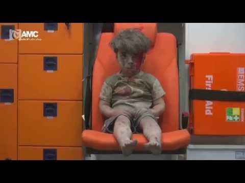 Older brother of Syrian boy pictured in Aleppo dies