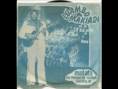 Matata Na Muasi Na Mobali Esilaka Te (Franco) - Franco & le TPOK Jazz 1976