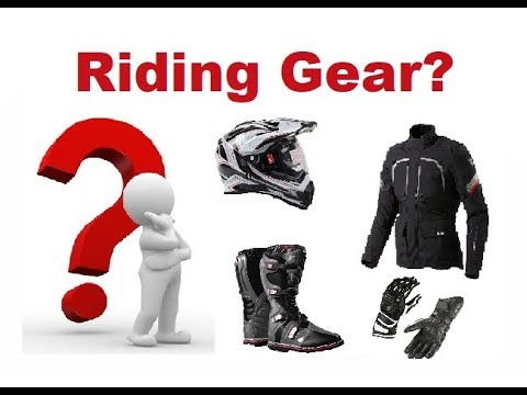 Long Motorcycle Trip - How to choose the riding gear?