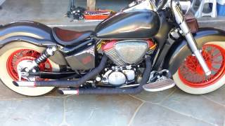4. 2003 Honda Shadow ACE 750