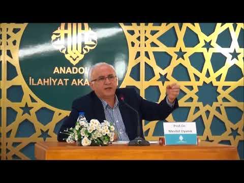 Prof. Dr. Mevlüt UYANIK ile ''MÜSLÜMAN AKLIN ELEŞTİRİSİ'' Konulu Konferans