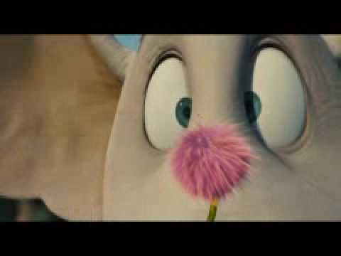 horton - Synopsis : HORTON HEARS A WHO tells the story of two worlds. One LARGE and one very very small. It all begins with a little speck of dust. What a cataclysmic...