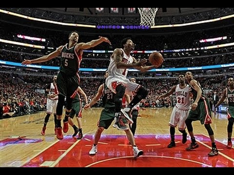 Video: D-Rose Returns to the Playoffs with an Outstanding Performance