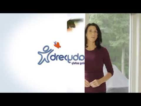 Dreambaby Glass Door Safety Decals - Demonstration Video | BabySecurity