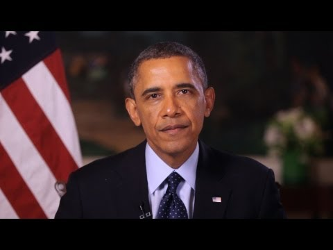"President Obama on the ""fiscal cliff"" agreement"