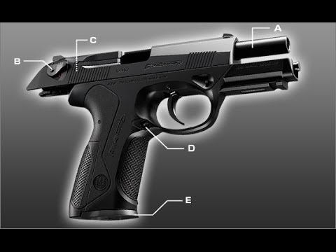 Beretta PX4 Tokio Marui airsoft