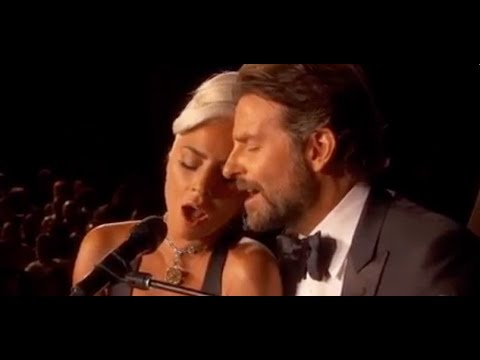 Lady Gaga & Bradley Cooper - Shallow (The Oscars Live)