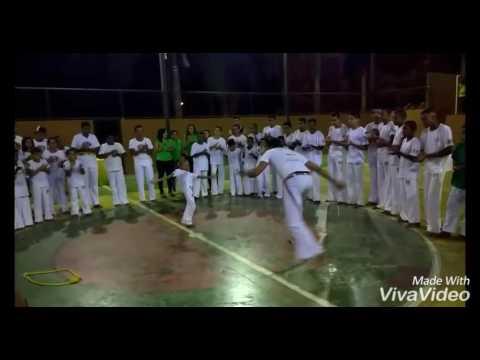 Capoeira Brasil Senegal :em evento em (Monjolos MG)