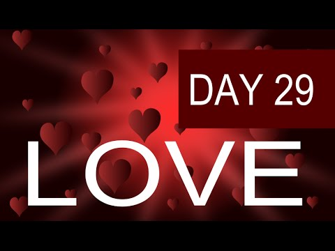 Love Meditation for Unconditional Love and Inner Peace – Day 29