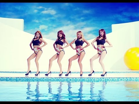 SISTAR - Touch My Body [MV]