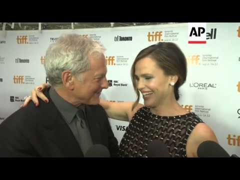 Ben Affleck premieres 'Argo' at TIFF