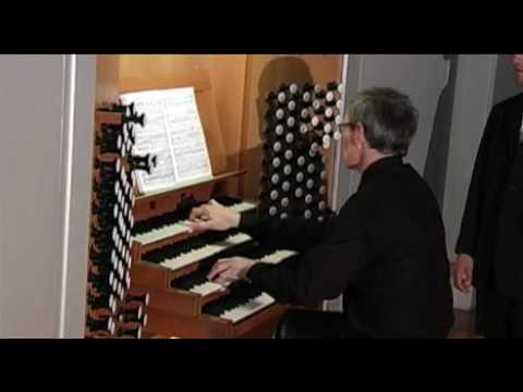 C.-M. Widor, Symphonie VIII, H-Dur, 2. Satz: Moderato cantabile