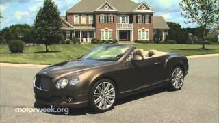 Road Test: 2014 Bentley Continental GT Speed Convertible