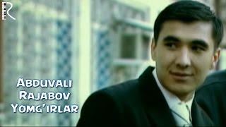 Abduvali Rajabov - Yomg'irlar | Абдували Ражабов - Ёмгирлар