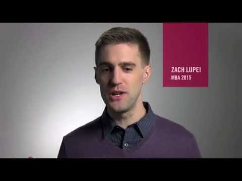 Zach Lupei (MBA 2015) - Taking on Risk