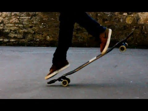 oxford - Original Skateboards Team Rider, Tom Le Maitre, stomps smooth slides and tricks all day on his Apex 37 DiamondDrop in Oxford. At the forefront of blending th...