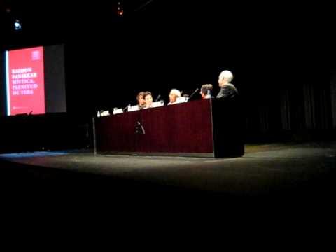 Presentació de l'Opera Omnia Raimon Panikkar al CaixaForum de Barcelona