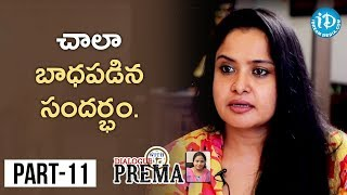 Actress Pragathi Exclusive Interview Part #11 || Dialogue With Prema || Celebration Of Life