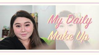 Video My Daily MakeUp | ClarissaPutri MP3, 3GP, MP4, WEBM, AVI, FLV Maret 2018