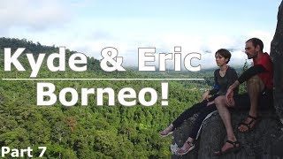 In remote Sabah, Malaysia there is an amazing limestone crag sticking 200 meters out of the rainforest. We climbed it. More about this video ► http://kydeanderic.com/Borneo-Part7Support our videos at Patreon ► http://patreon.com/kydeandericSubscribe ► http://youtube.com/kydeanderic?sub_confirmation=1Instagram ► http://instagram.com/kydeandericFacebook ► http://facebook.com/kydeandericTwitter .....► http://twitter.com/kydeandericReddit ......► http://reddit.com/r/KydeandEricPatreon is the best way to support our videos, but you can also make contributions here ► http://www.kydeanderic.com/index.php#ContributionsBorneo Part 6 . ► https://youtu.be/6bX4WWC33g8Borneo Part 8 . ► https://youtu.be/d3-ABc7GXQwBorneo Playlist ► https://www.youtube.com/playlist?list=PLrvJJu2Pt1jhTsNJ0JGeaxAPBu8Fpy0qkVideos we talked about in this episode:Yokohama, Japan............► https://youtu.be/ET0X_yWmbYoGenki Sushi......................►  https://youtu.be/m7g5zWf9JWcTsukemen........................► https://youtu.be/cOn56VmI7VgPlaces we mentioned in the endcard:Eric's favorite sushi..............► https://goo.gl/maps/rRiMNn3p9iM2Michelin Star Tsukemen.....► https://goo.gl/maps/NTiMUWrmKu72You might also like these other videos we have made:Snow Festival in Hokkaido, Japan...► https://youtu.be/y9EvlV2E_hcTokyo Disneyland..............................► https://youtu.be/BKePs_kHCzwJapanese Mascot Festival...............► https://youtu.be/UH3F8ETlalwVietnam.............................................► https://goo.gl/Zd9hhFMyanmar...........................................► https://goo.gl/ELAhh1Taiwan...............................................► https://goo.gl/T6F3gCThe Philippines.................................► https://goo.gl/1JiimzBorneo!.............................................► https://goo.gl/xnwXogTheme Song ► http://youtu.be/M-7KEWXz__EFilmed with a Sony DSC-HX90V